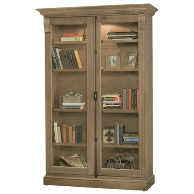 Chadsford Standard Curio Cabinet Finish: Aged Natural