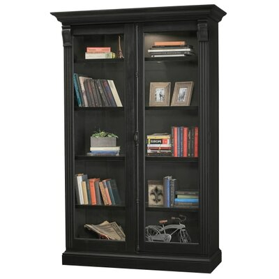 Chadsford Standard Curio Cabinet Finish: Aged Black