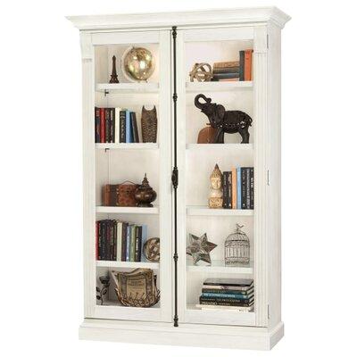 Chadsford Standard Curio Cabinet Finish: Linen