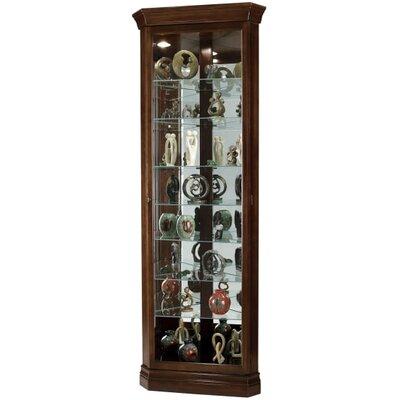 Drake Corner Curio Cabinet