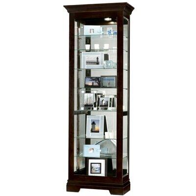 Saloman Standard Curio Cabinet