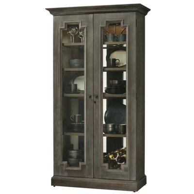 Chasman Standard Curio Cabinet Finish: Auburn