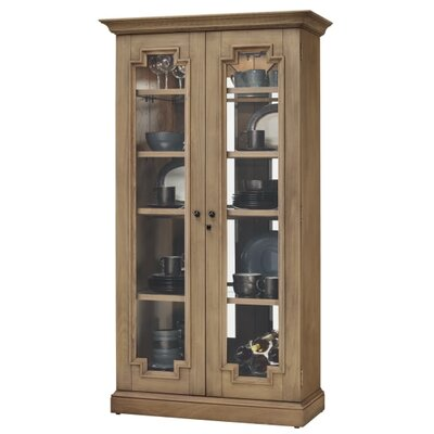 Chasman Standard Curio Cabinet Finish: Natural