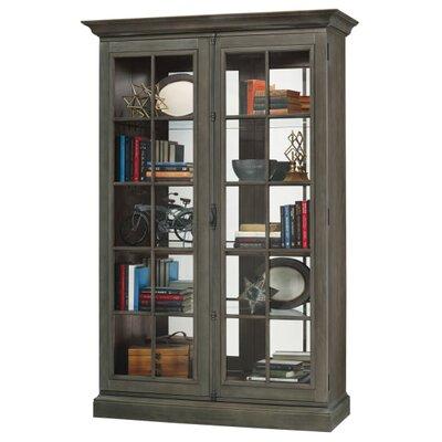 Clawson Standard Curio Cabinet Finish: Auburn