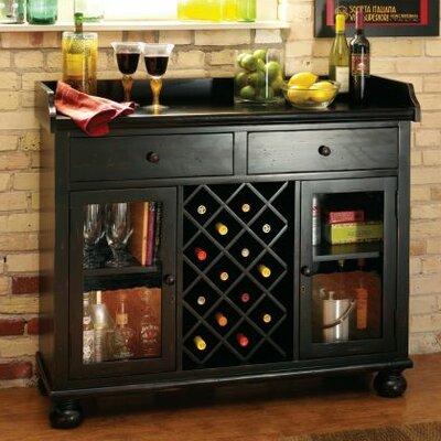 Cabernet Hills Bar Cabinet