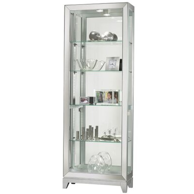 Shayne Standard Curio Cabinet