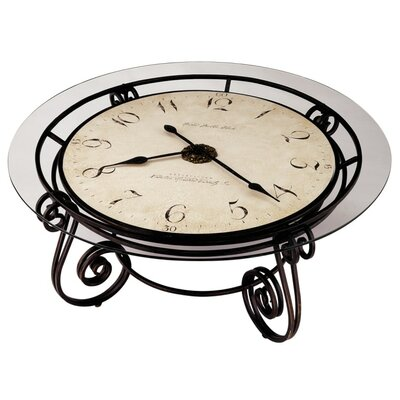 Ravenna Clock Coffee Table