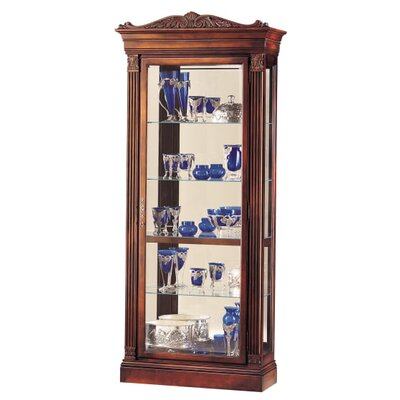 Embassy Standard Curio Cabinet