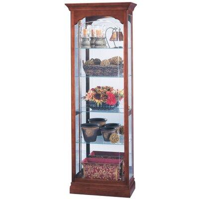 Portland Standard Curio Cabinet