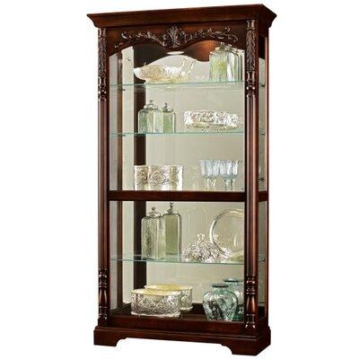 Felicia Standard Curio Cabinet