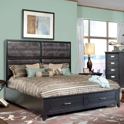Lease to own Storage Panel Bed...