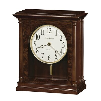 Howard Miller Candice Chiming Quartz Mantel Clock