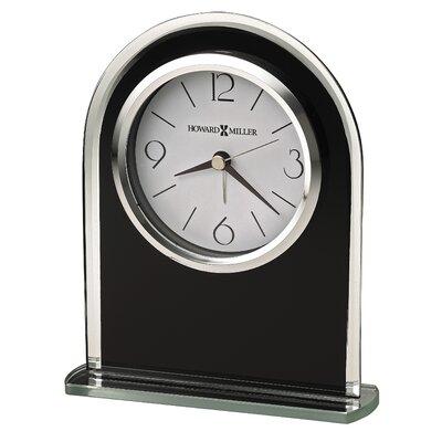 Ebony Luster Alarm Clock 645702