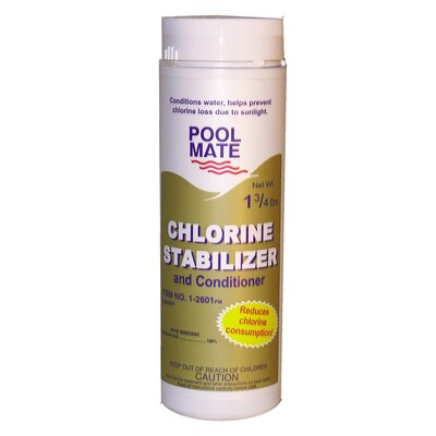 Pool Mate Stabilizer / Conditioner - Size: 4 lbs at Sears.com