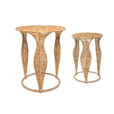 Holly 2 Piece Nesting Tables