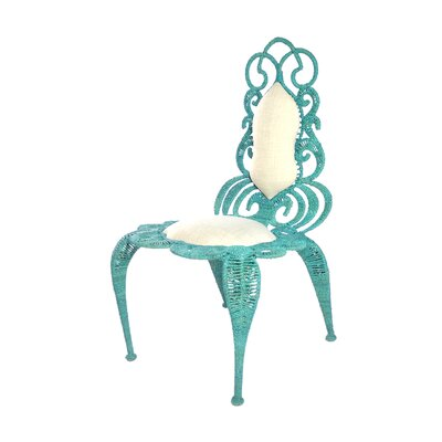 Alice Side Chair Finish: Teal