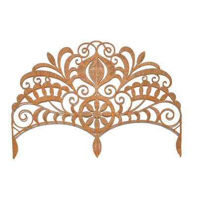 Open-Frame Headboard Size: KIng