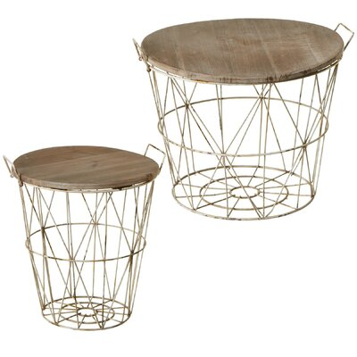 Elsworth 2 Piece Nesting Tables