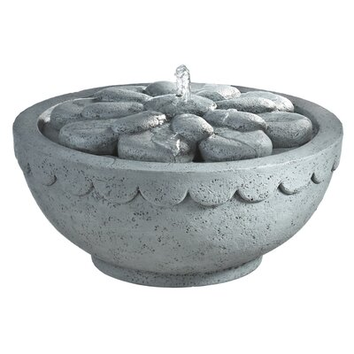 Midwest Seasons Flower Table Top Fountain at Sears.com