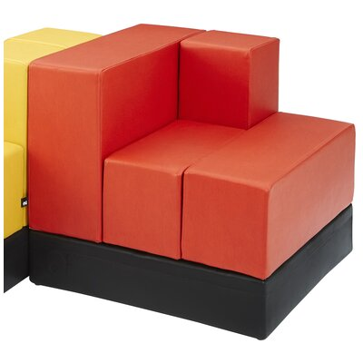 Cellular Modular Sectional Upholstery: Flan