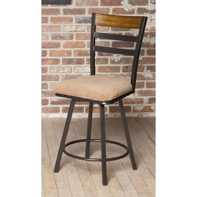 Tempo Bar Stool Seat Height: 24''