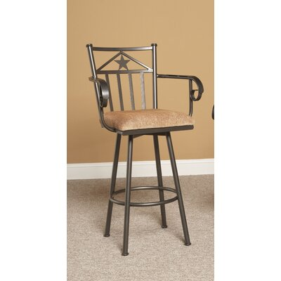 Lancaster 30 Swivel Bar Stool