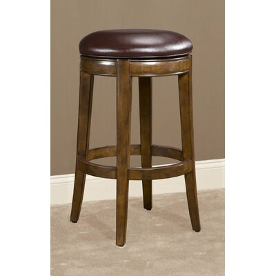 Trevor Swivel Bar Stool Seat Height: 30
