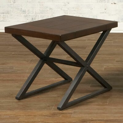 Crossing End Table