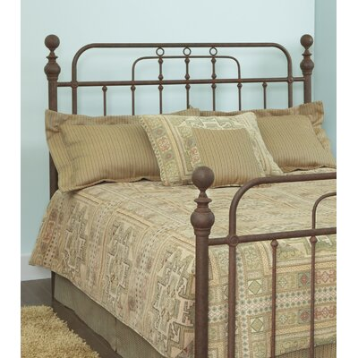 Courtney Slat Headboard and Footboard Size: Queen