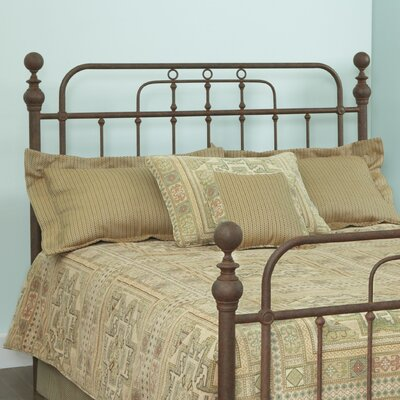 Courtney Slat Headboard Size: King