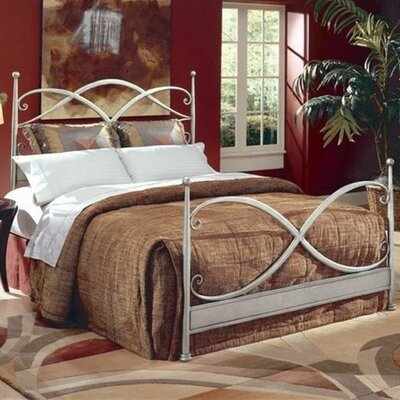 Cutlass Open-Frame Headboard and Footboard Size: Queen