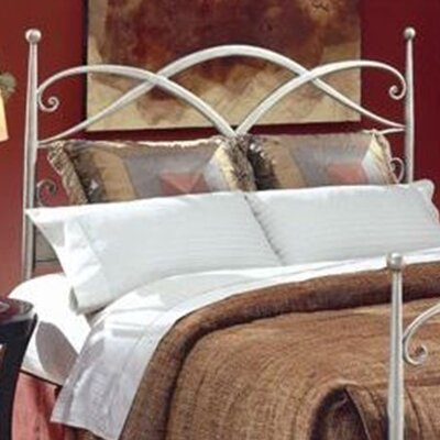 Cutlass Open-Frame Headboard Size: King