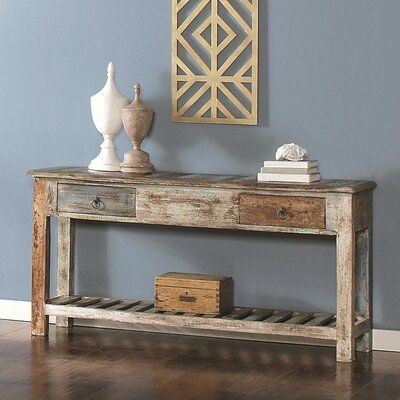 Khemisset Console Table