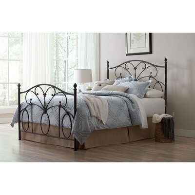 Hedgesville Open-Frame Headboard and Footboard Size: Queen