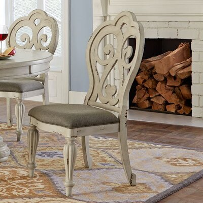 Rebbecca Upholstered Dining Chair (Set of 2)