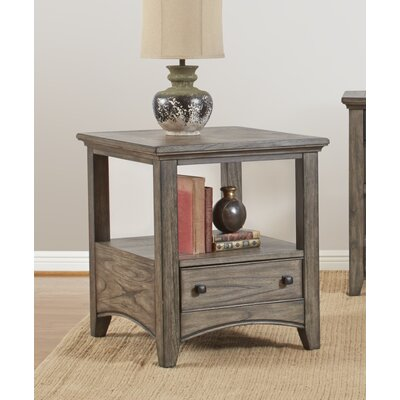 Monongah End Table