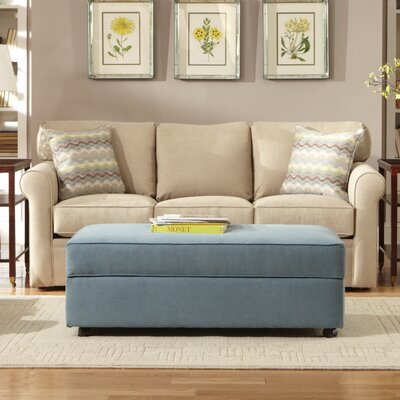 Hubble 48  Sleeper Sofa Upholstery: Dean Barley, Mattress Type: Denim Sand