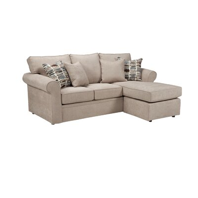 Missions Reversible Chaise Sleeper Sofa
