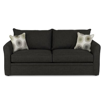 Sleeper Sofa Upholstery: Dumdum Charcoal, Mattress type: Innerspring
