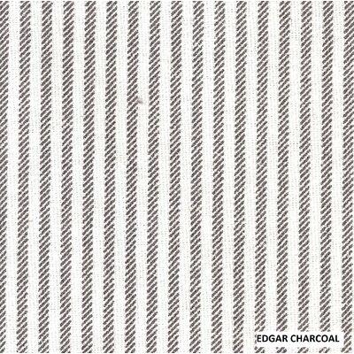 Edgar Sleeper Sofa Upholstery: Edgar Charcoal