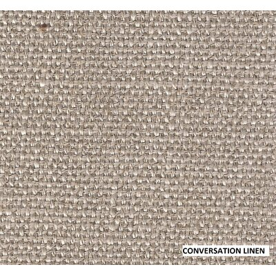 Sleeper Loveseat Body Fabric: Conversation Linen, Mattress Type: Innerspring