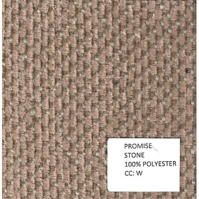 Corette Promise Sleeper Sofa Upholstery: Stone, Mattress Type: Innerspring