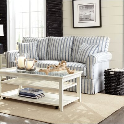 Eulah Brunswick Sleeper Sofa Upholstery: Denim, Mattress Type: Memory Foam