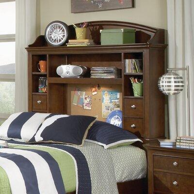 LC Kids Impressions Bookcase Headboard - Size: Full