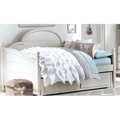Inspirations by Wendy Bellissimo Daybed Color: Morning Mist Grey
