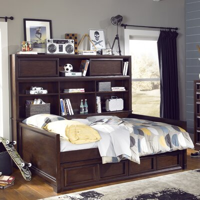 Jamey Storage Platform Bed Size: Full