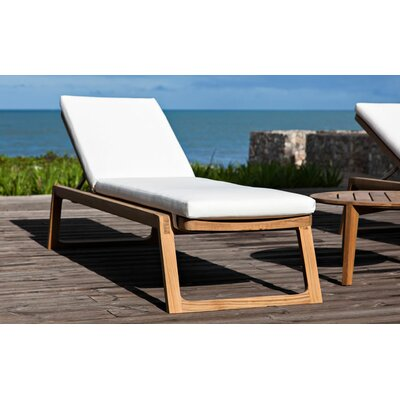 Information about Chaise Lounger Cushion Product Photo
