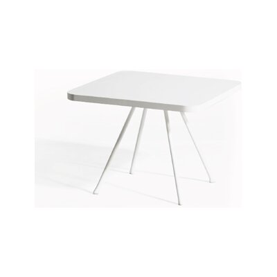 Attol Side Table Finish: White