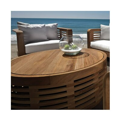 Hamilton Coffee Table Top: Teak