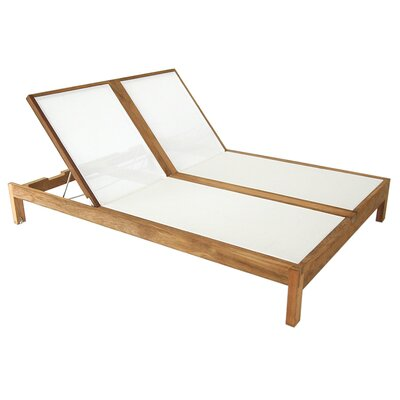 Remarkable Double Reclining Chaise Lounge Product Photo